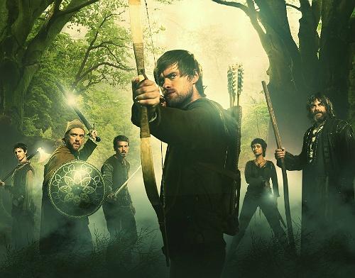 Robin Hood BBC cast