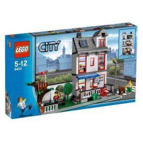 LEGO City Set #8403 City House