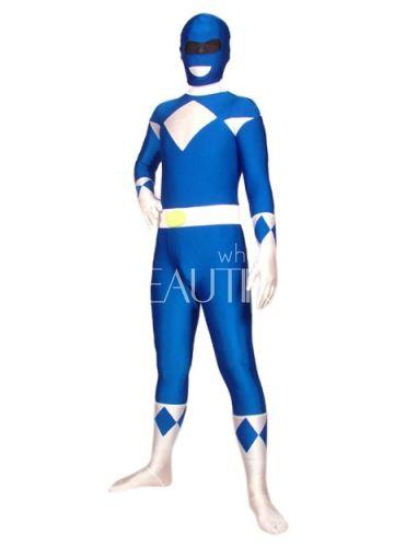 $98.49 Blue Galaxy Fight  Spandex #Zentai #Suit