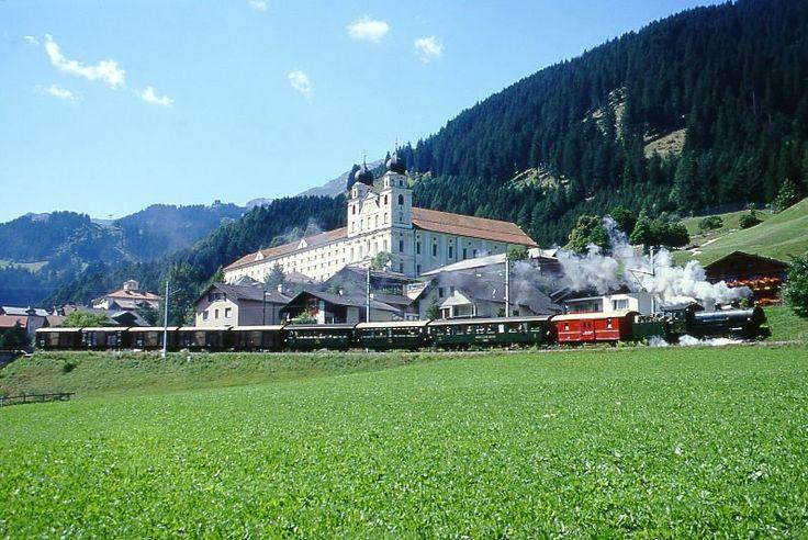 #DampfGmP #Disentis #für #Graubünden #Landquart …