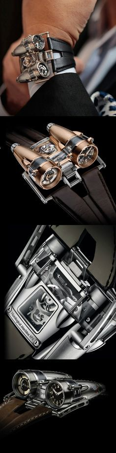 MB HM4 Thunderbolt Watch.