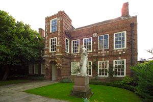 Wilberforce House, the birthplace of Hull's most famous son, William Wilberforce, Hull MP and leader of the campaign to abolish slavery.