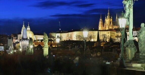 Charles bridge, #Prague #czech