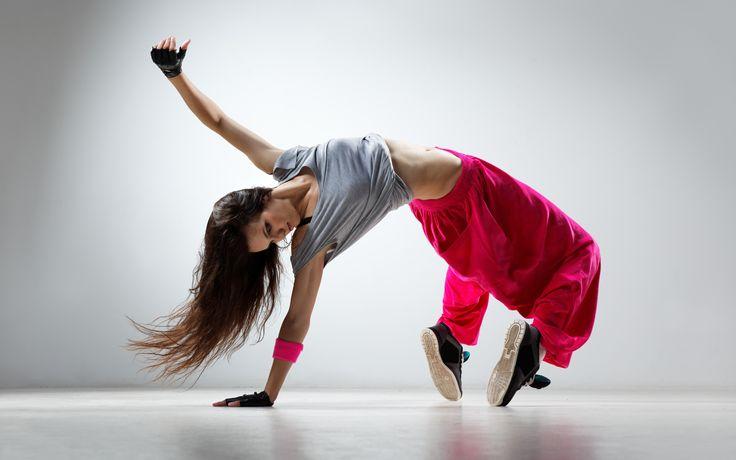 Girl, Hip-Hop, Dancer