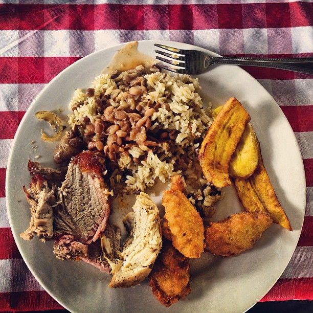 Dominican Republic. -- MMMMM LOVE OUR FOOD.