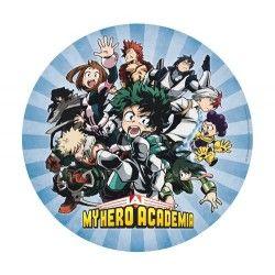 ALFOMBRILLA MY HERO ACADEMIA HEROES, Precio de Ocasión, Alfombrilla de ratón de la serie My Hero Academy...