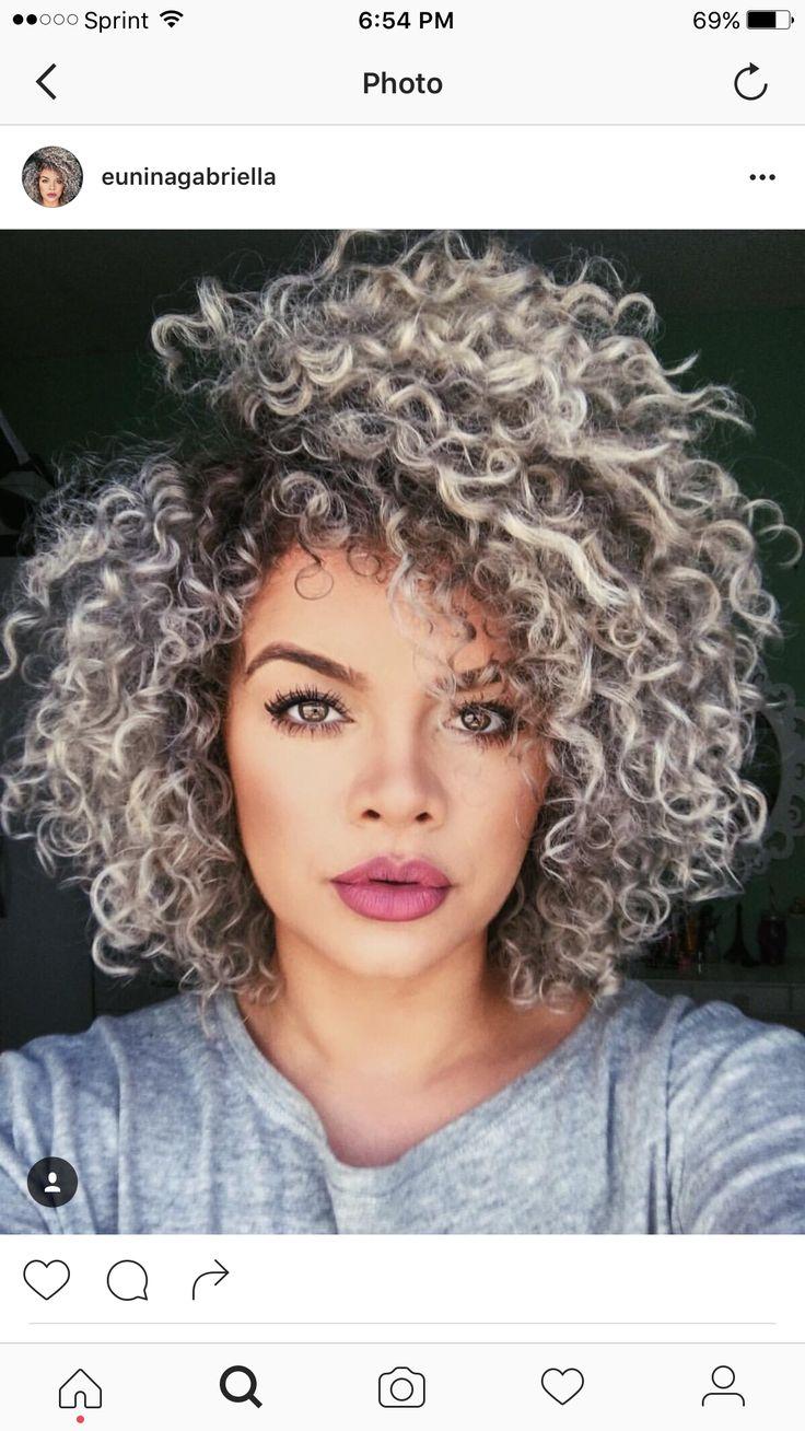 permanent curls ideas