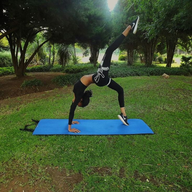 Bend your back #yoga