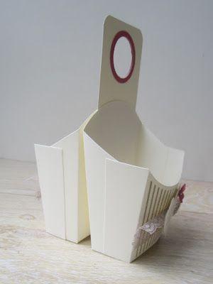 paperqueen: Pommesbox to go!