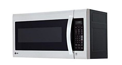Best over the range microwave reviews no. 3. LG LMV2031ST Over-The-Range Microwave Oven. Don't need a fancy convection/microwave combination to go over your stove? This LG model is just what you need.