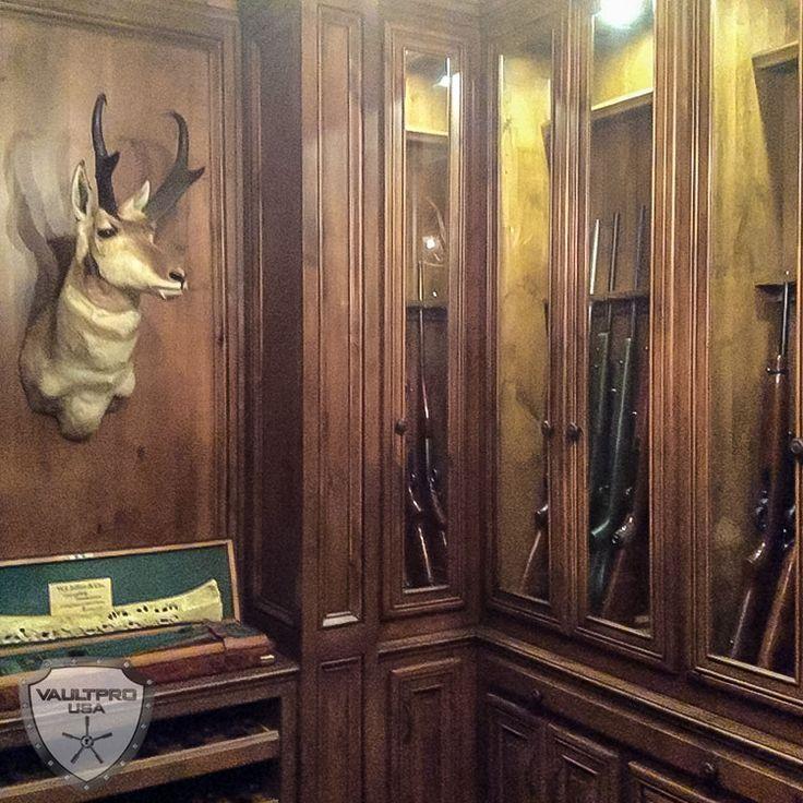 72 best images about vault doors on pinterest safe room for Custom safe room