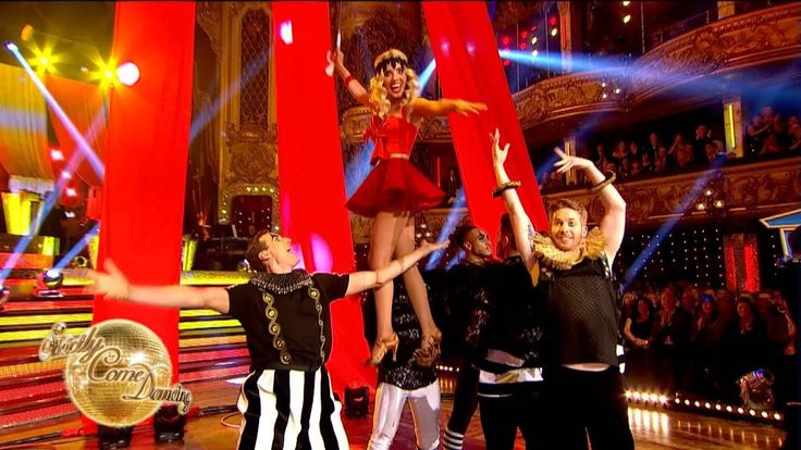 The making of Blackpool's group dance - It Takes Two