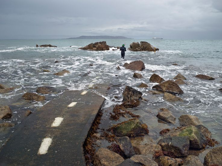 """Carl De Keyzer - Ireland. Sandycove. 2011. (From """"Moments before the flood"""")"""