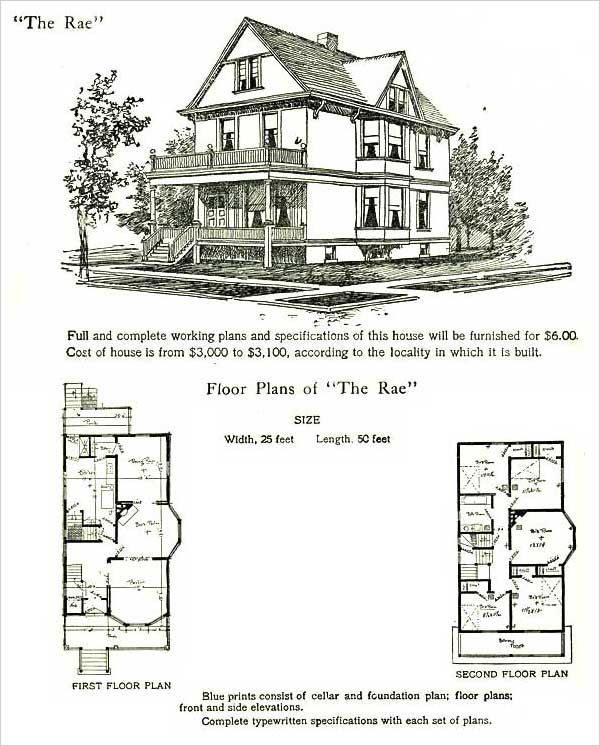 Best 25 folk victorian ideas on pinterest victorian for House plans 1900