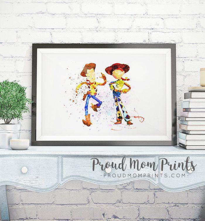 35 best Toy Story Wall Art images on Pinterest | Disney art, Disney ...