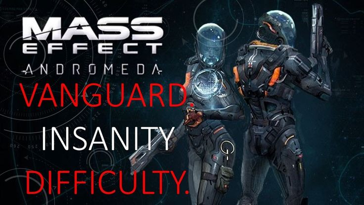Mass Effect Andromeda   Insanity Vanguard  21  Opening the vault on Elaaden