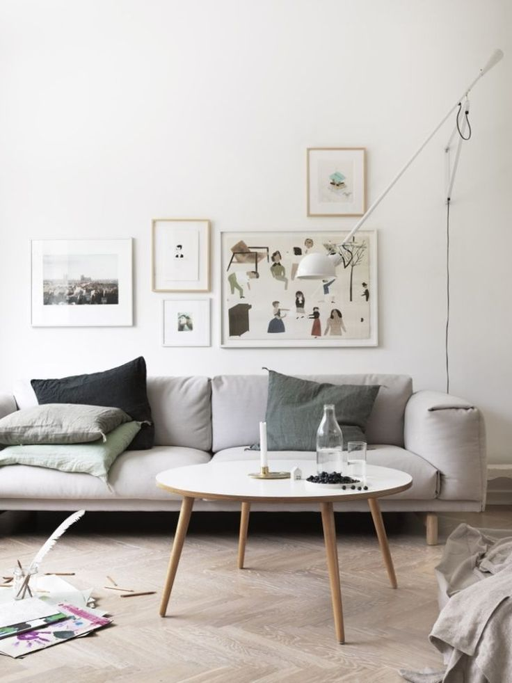 From the home of photographer Petra Bindel (via Bloglovin.com )