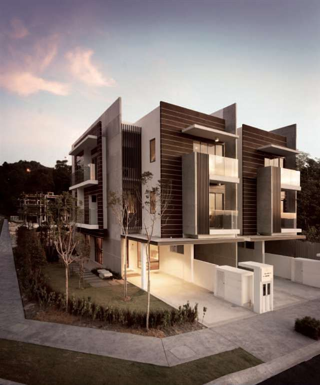 New Townhouse for Sale at The Vale, Selangor for RM988,800