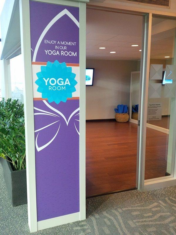 Yoga Room - O'Hare International Airport