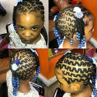 Fashion Beauty Kids Hairstyles Fb