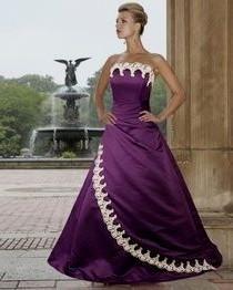 318 best PURPLE WEDDINGS images on Pinterest | Purple wedding ...