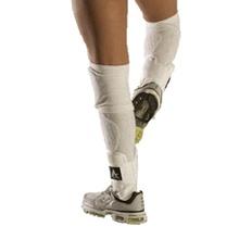 Clean swipe padded volleyball socks