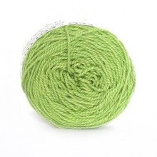 Eco Cotton Lime 1