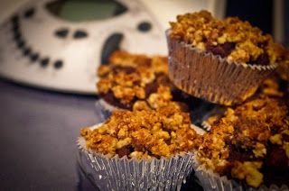 Paleo in the Thermomix | PALEO MAPLE NUT CRUNCH MUFFINS