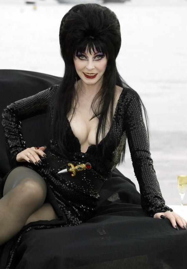 Elvira hot show all, free pic of porn