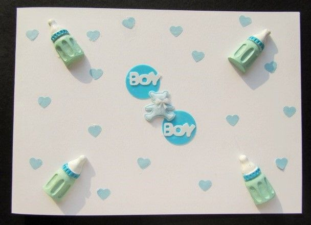 Baby Cards from Kart