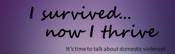 Repin and post if you are a survivor!  October is Domestic Violence Awareness Month.