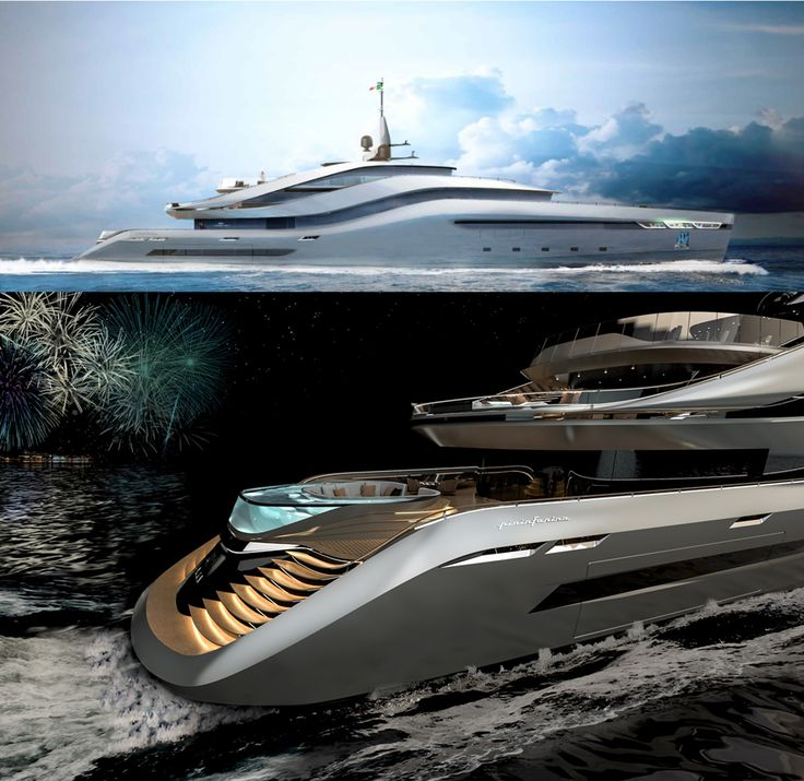 Rossinavi and Pininfarina to debut collaboration design at Superyacht Gallery 2017