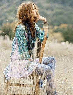 Hippies, Bohemians, Gypsies.... and Fashion