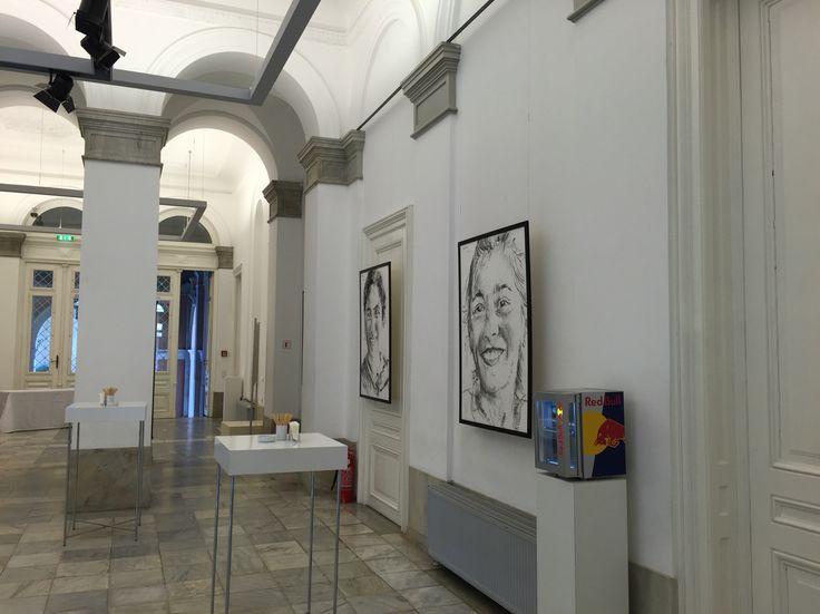 Exhibition Oskar Stocker