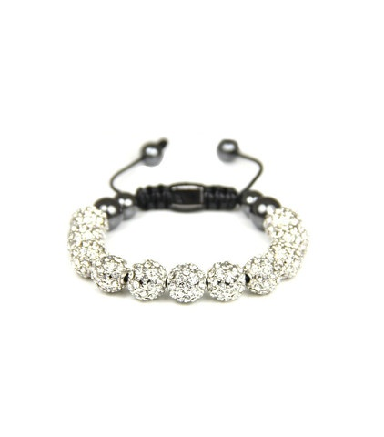 $45 Quality Shamballa Bracelet sold in EVERY color!   Inspired by the ancient philosophies of Buddhism, Yoga, and Meditations. Each style carries a unique spiritual meaning which can be traced back to the ancient Buddhist tradition.