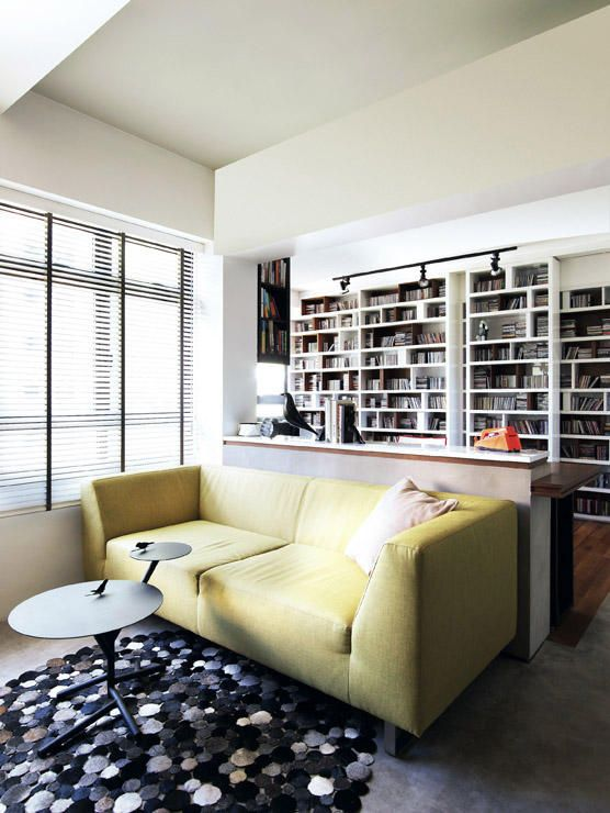 Half Wall Partition For Study Room Bookshelf Idea Comic Collection And Books Project File