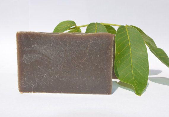 Walnut Shampoo With Caffeine