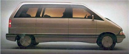 Ford Aerostar, 1984                                                                                                                                                                                 More
