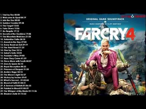 Far Cry 4 - Full Original Game Soundtrack - YouTube