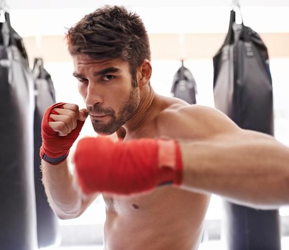 The MMA Training Routine to Get Jacked and Burn Fat Fast | Men's Fitness