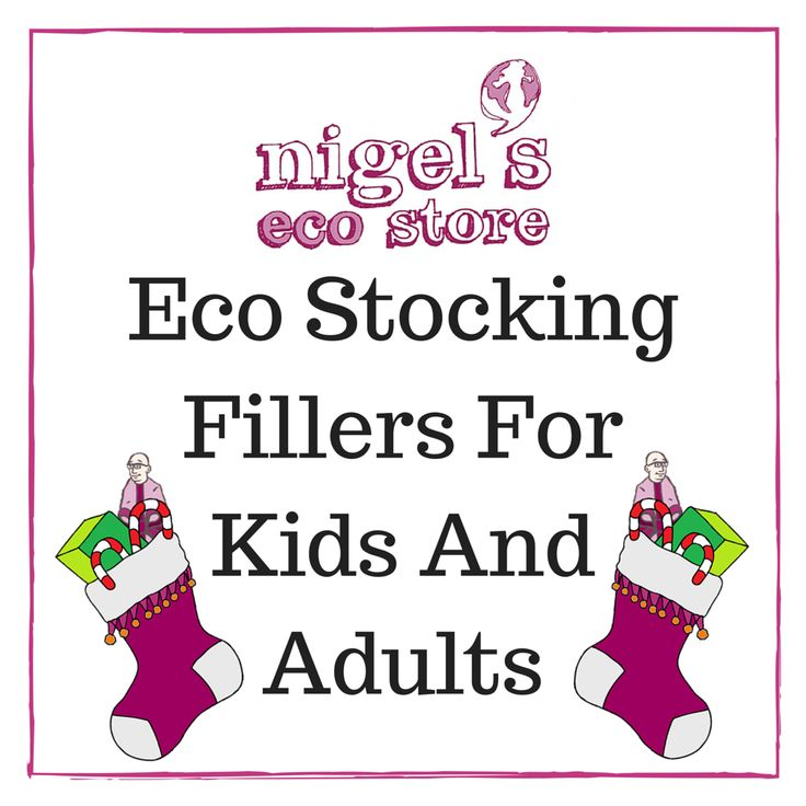 Thankfully, it is possible to find eco Christmas stocking fillers, and we've gathered together a few suggestions to get you started.