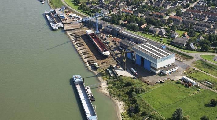 Bodewes Binnenvaart Millingen has been a Damen Shipyard since 1987 and is located in Millingen aan de Rijn in the Netherlands. Bodewes Binnenvaart delivers newbuild vessels and offers repair works, maintenance, conversions and services for customers in the inland sector. http://damen.nl/companies/bodewes-millingen