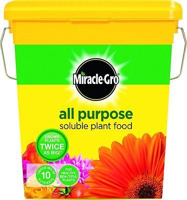 Scotts Miracle Gro All Purpose Soluble Plant Food Tub 2 kg Grows Bigger Plants   http://www.ebay.co.uk/itm/Scotts-Miracle-Gro-All-Purpose-Soluble-Plant-Food-Tub-2-kg-Grows-Bigger-Plants-/152474251262?hash=item23802c6ffe:g:sS8AAOSwzgBYynA2