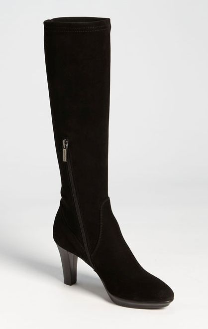 You'll Be Longing for Grey Skies When You See These Women's Rain Boots: Aquatalia by Marvin K. - Dressy Rain Boots