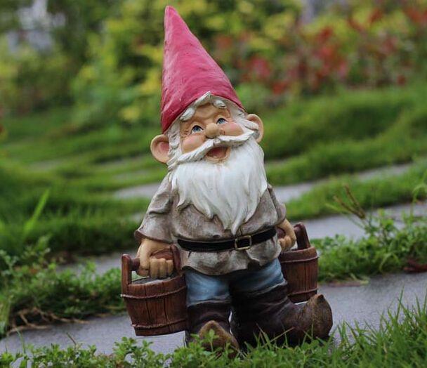 326 best Gartenzwerge images on Pinterest Garden gnomes Fairies