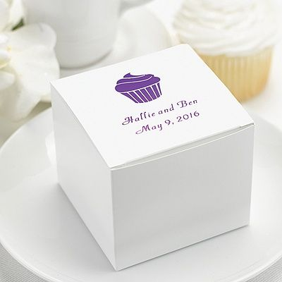 personalised wedding cake boxes for guests these cake boxes are a great way to send home leftover 6470