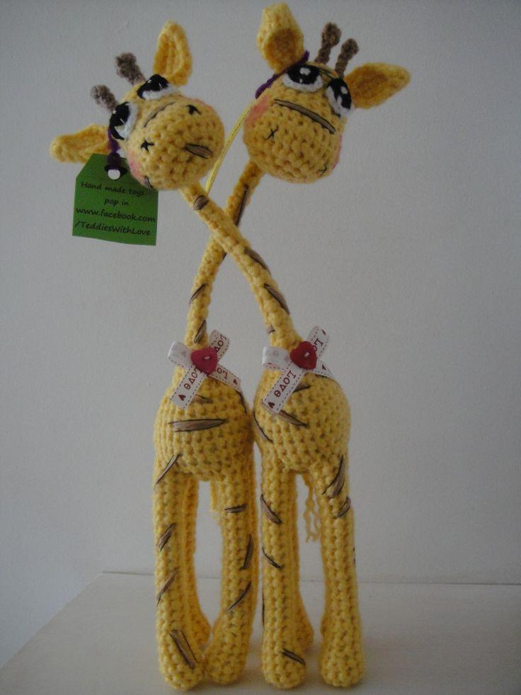 Amigurumi Giraffe Haken : Meer dan 1000 idee?n over Giraf Patroon op Pinterest ...