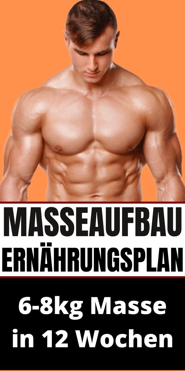 Massephase Ernährungspläne | Kraftsport ernährung