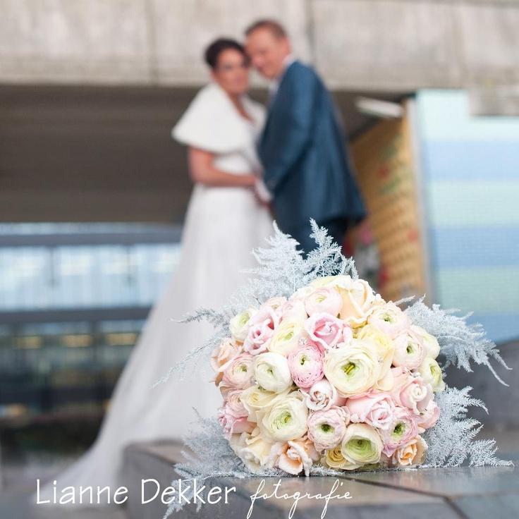 Mijn trouwboeket 20.12.2012 #wedding #weddingbouquet