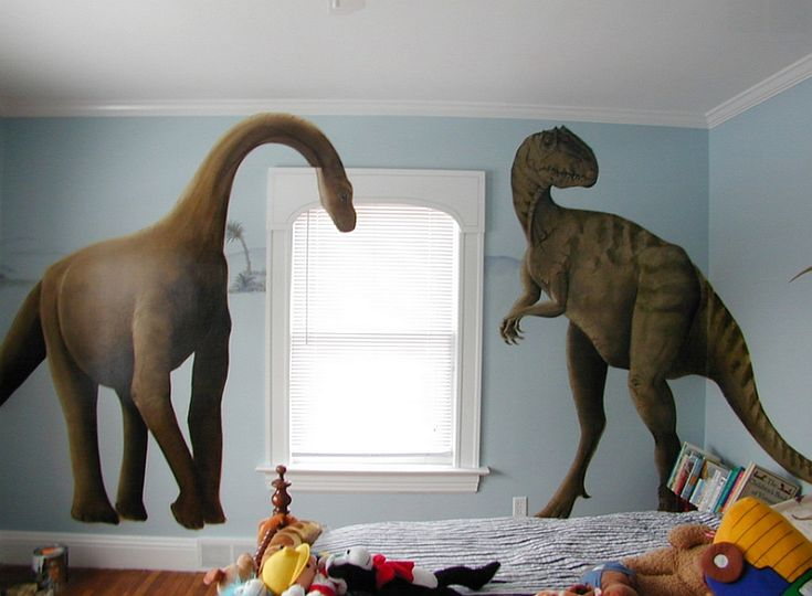 34 best images about Boys Dino Bedroom on Pinterest